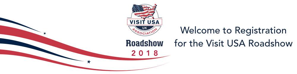 Visit USA Roadshow Logo