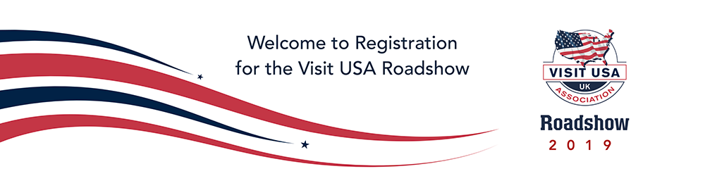 Visit USA Roadshow Logo