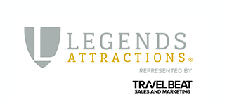 Legends Attractions represented by Travel Beat Sales and Marketing